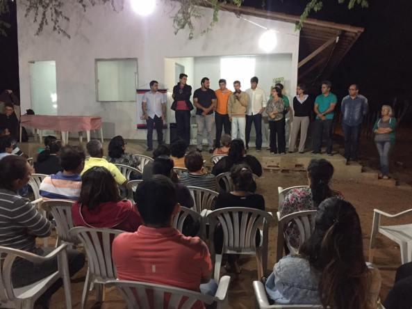 Orçamento Participativo no Quandú 002