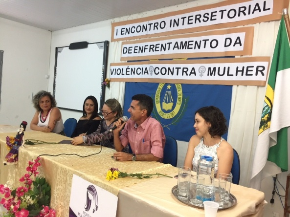 Encontro Intersetorial 01