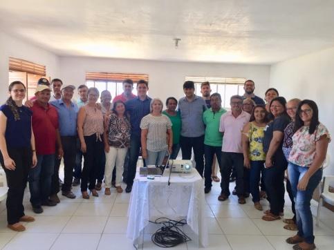 Reunião Secretaria de Agricultura 02
