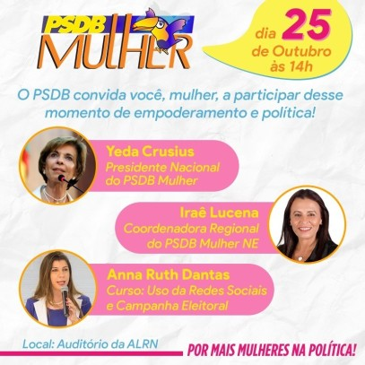 PSDB Mulher