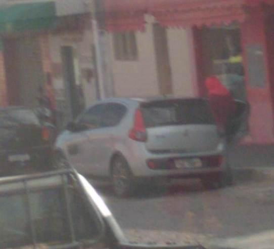 carro assalto