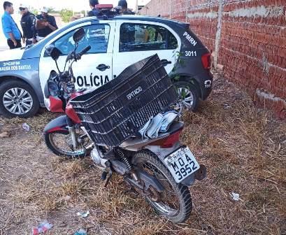 moto acidente